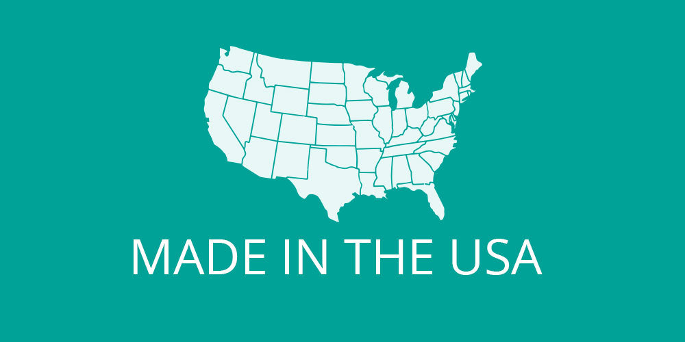 CloudLine socks are made in the USA