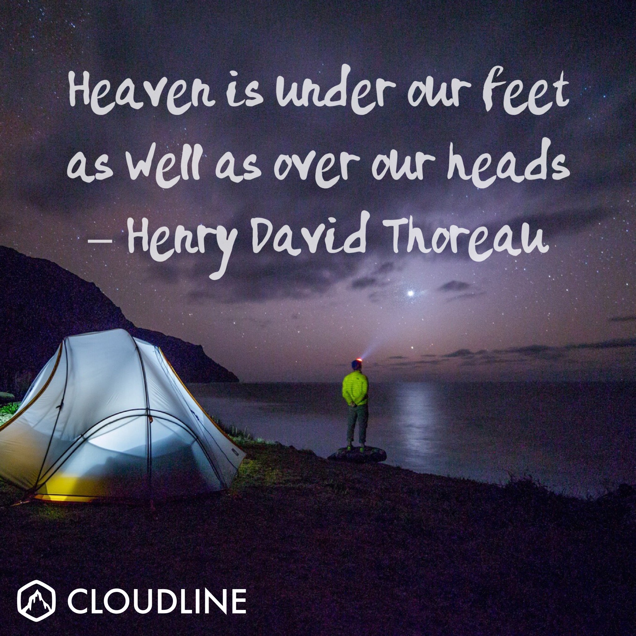 Henry David Thoreau on Heaven on Earth