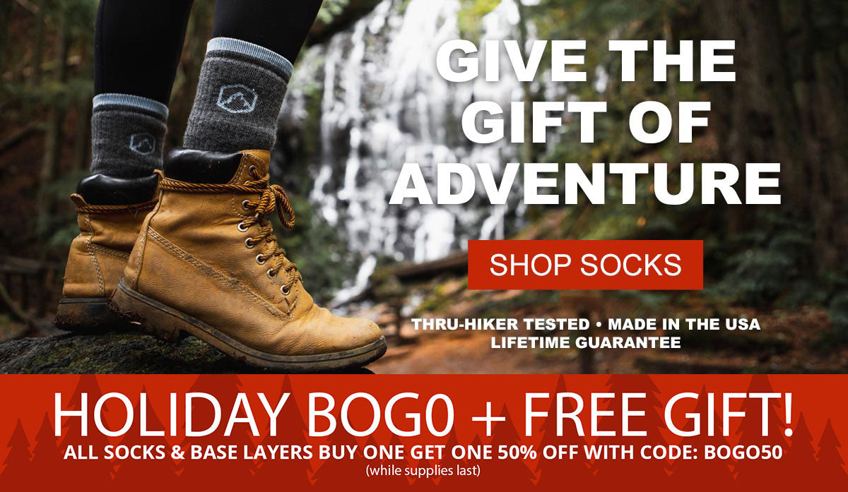 Socks for Your Next Adventure