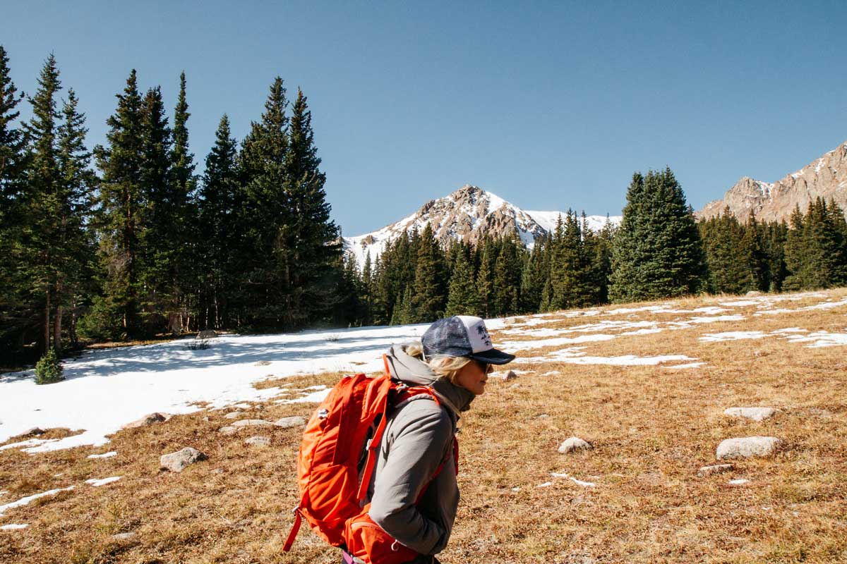 The Cold Natured Adventurer's Guide to Hiking and Backpacking