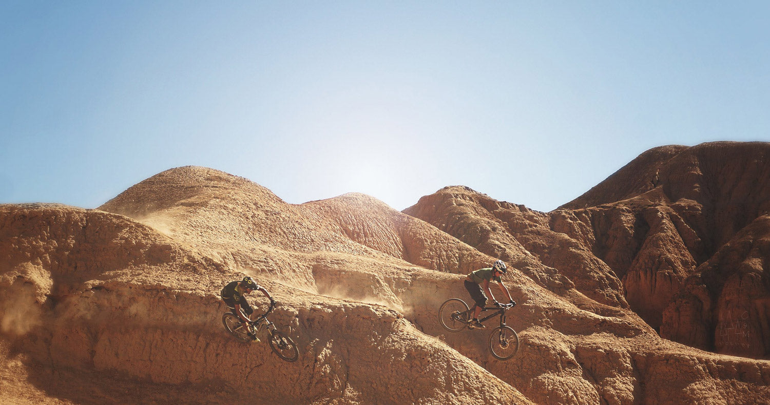 Burn off Thanksgiving calories with Mountain Biking