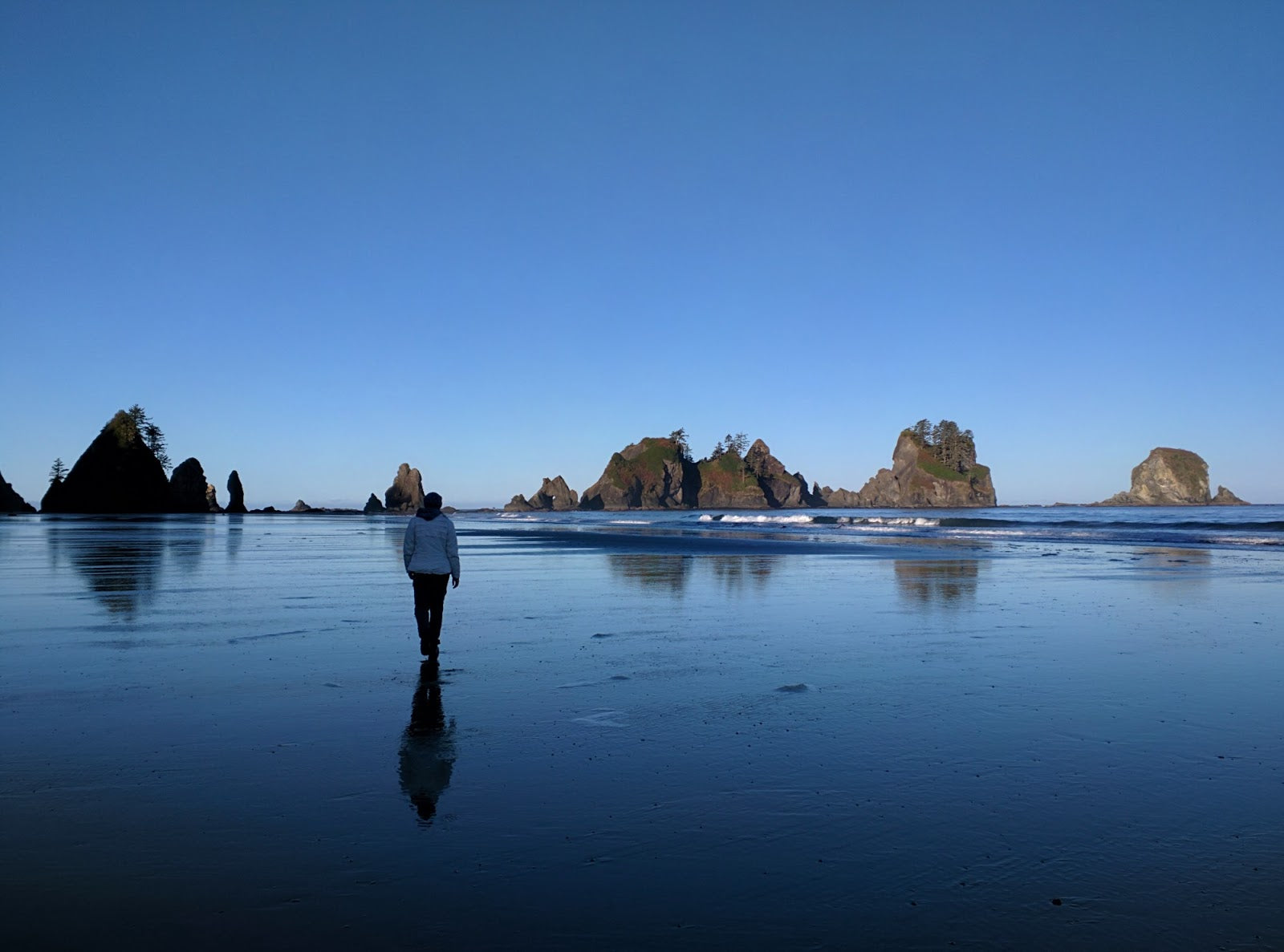 Six Amazing Hikes in Washington State - Shi Shi Beach