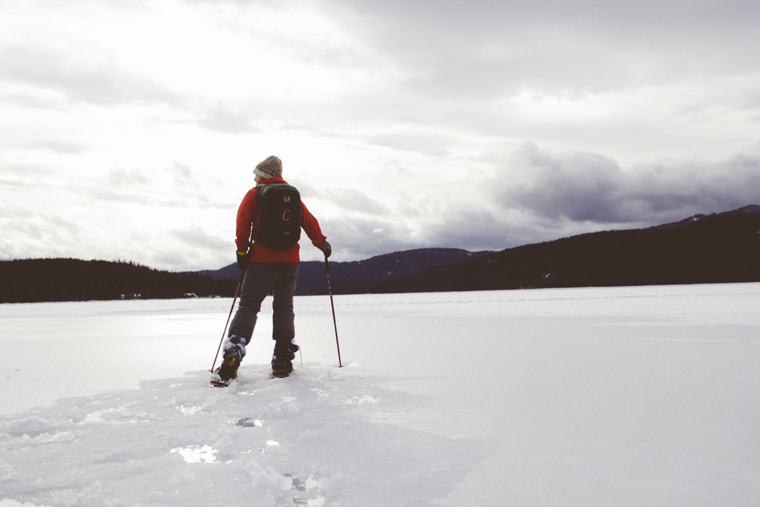 Go Snowshoeing to burn off Thanksgiving calories