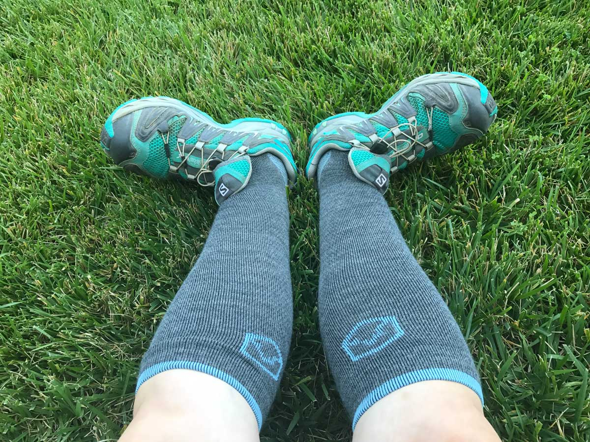 The Awesome Truth About Compression Socks | CloudLine Hiking Blog