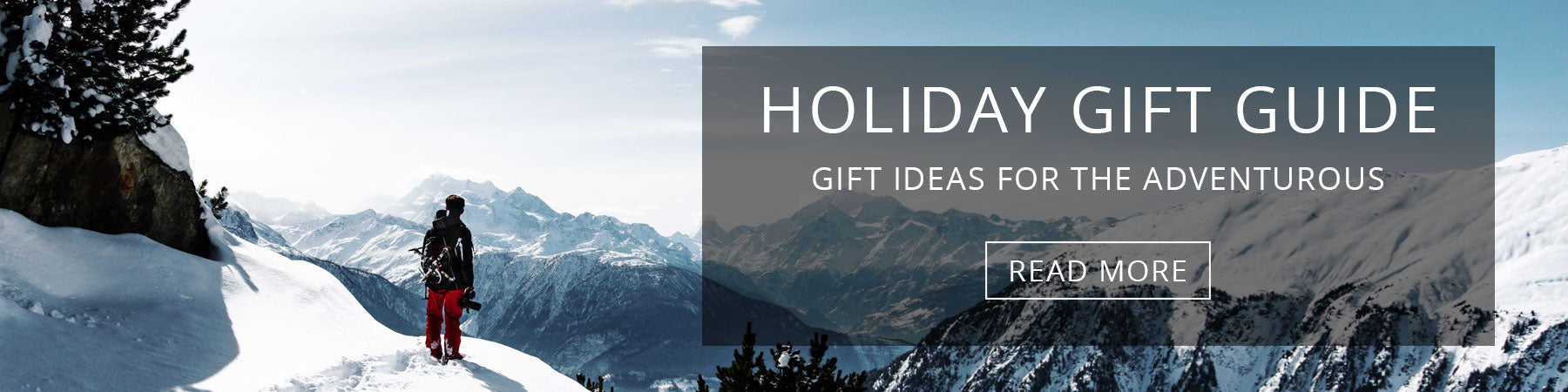 Holiday Gift Guide for the Adventurous