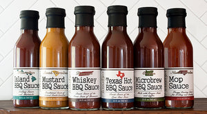Marinades & BBQ Sauces