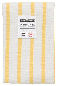 Basketweave Kitchen Towel