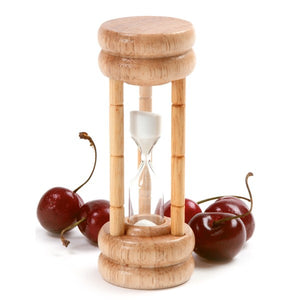 Wooden 3 Minute Egg Timer