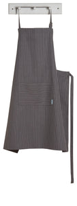 Mighty Apron ~ Pinstripe Granite