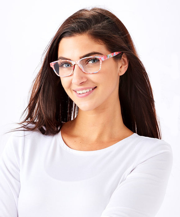 Blossoming  Reading Glasses