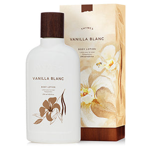Vanilla Blanc ~ Body Lotion