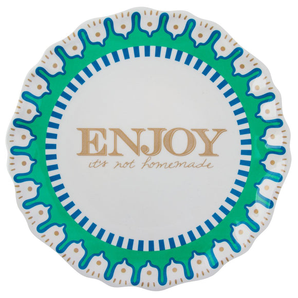 Un-Giving Plate