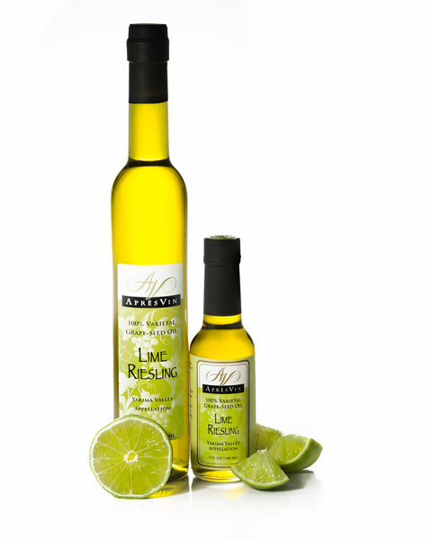 Riesling Grape Seed Oils