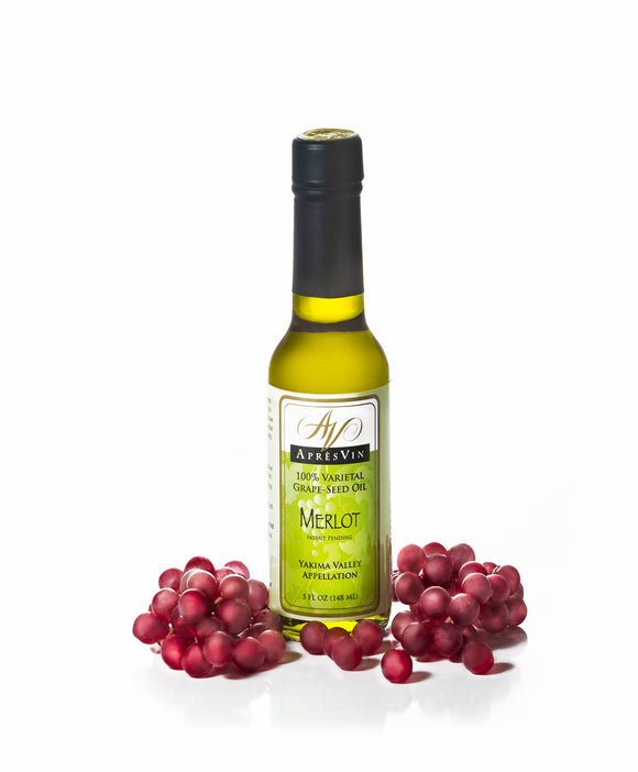 Merlot Grape Seed Oil