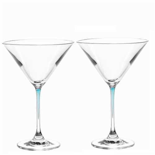 La Perla Martini Glasses