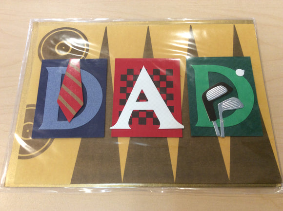 Meri Meri ~ Father's Day Card Collection