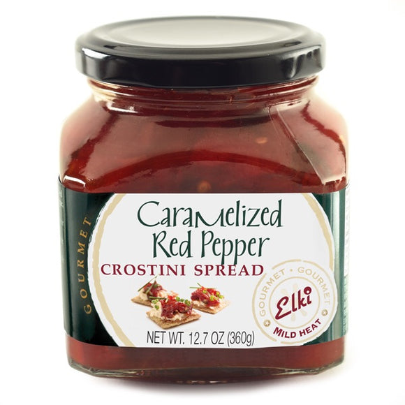 Caramelized Red Pepper Spread