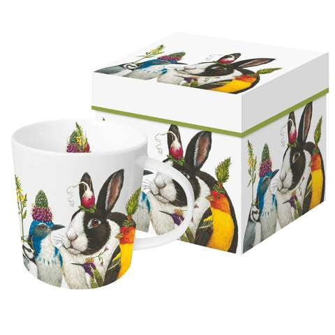 Simply Radishing ~ Mug with Gift Box