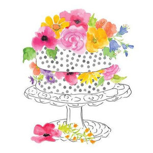 Sweet Celebrations~ Beverage Napkins