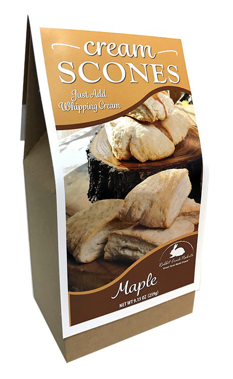 Maple ~ Cream Scone Mix