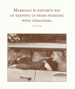 Marriage is Nature's Way