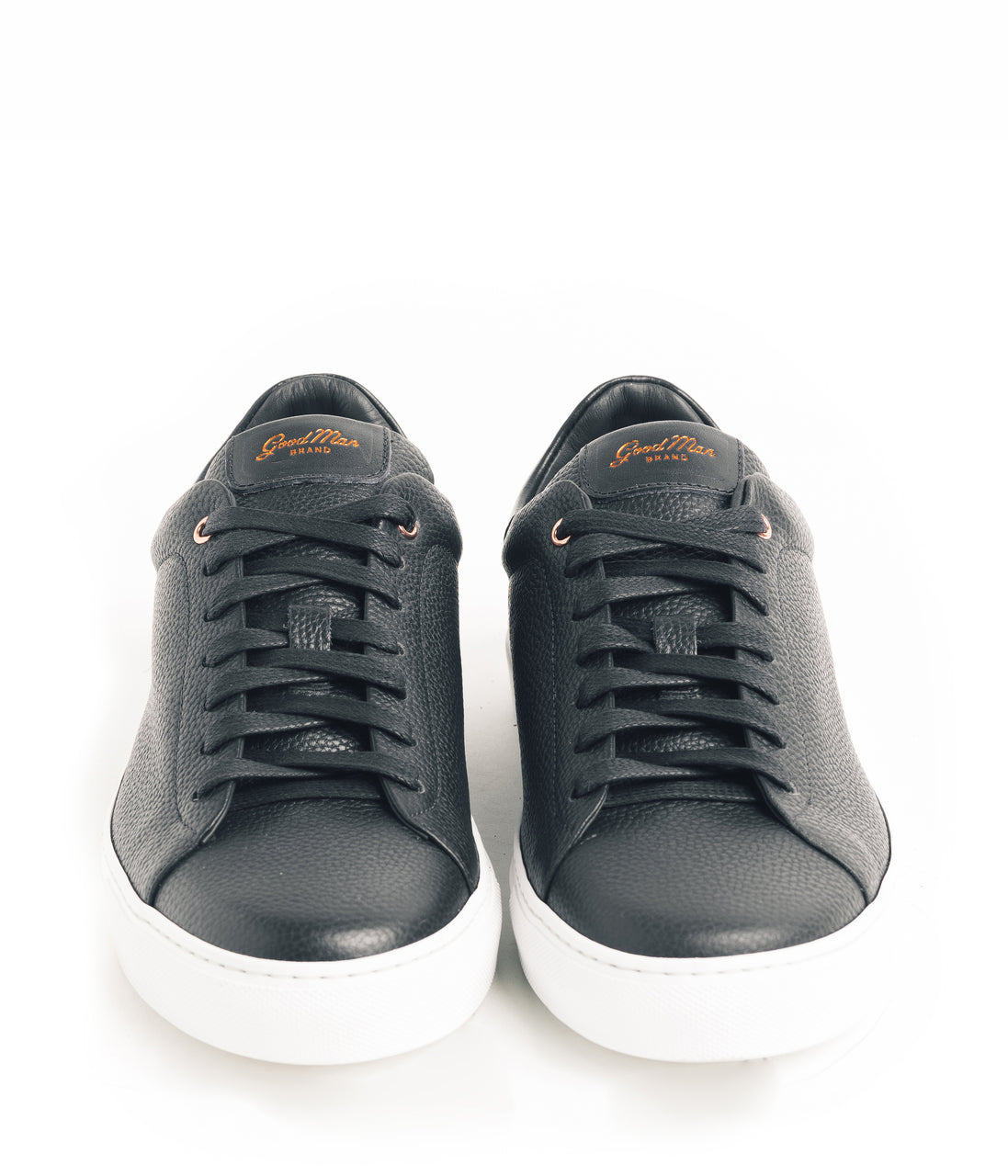 Legend Lo Top Sneaker - Black - Good Man Brand - Legend Lo Top Sneaker - Black Pebble - Footwear - Good Man Brand