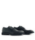 Derby MicroLight Pebble Grain Shoe - Black - Footwear - Good Man Brand