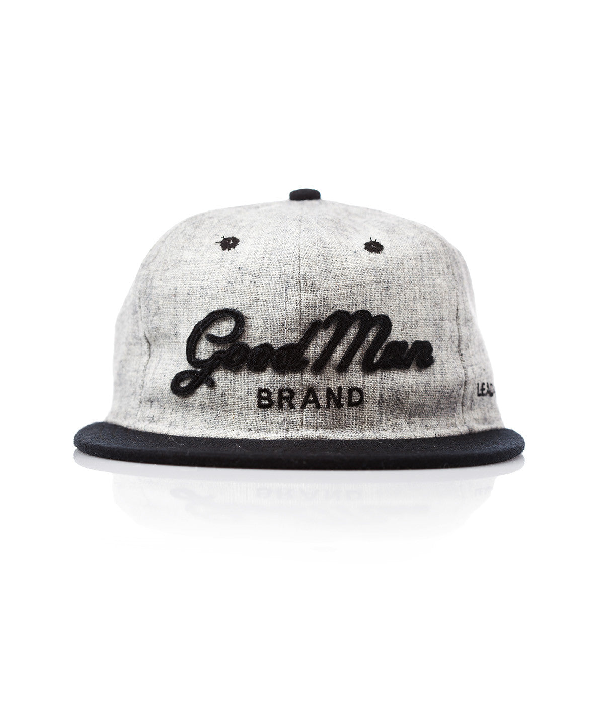 Good Man Brand x Ebbets Field Flannels Logo Ballcap - Ball Caps - Good Man Brand