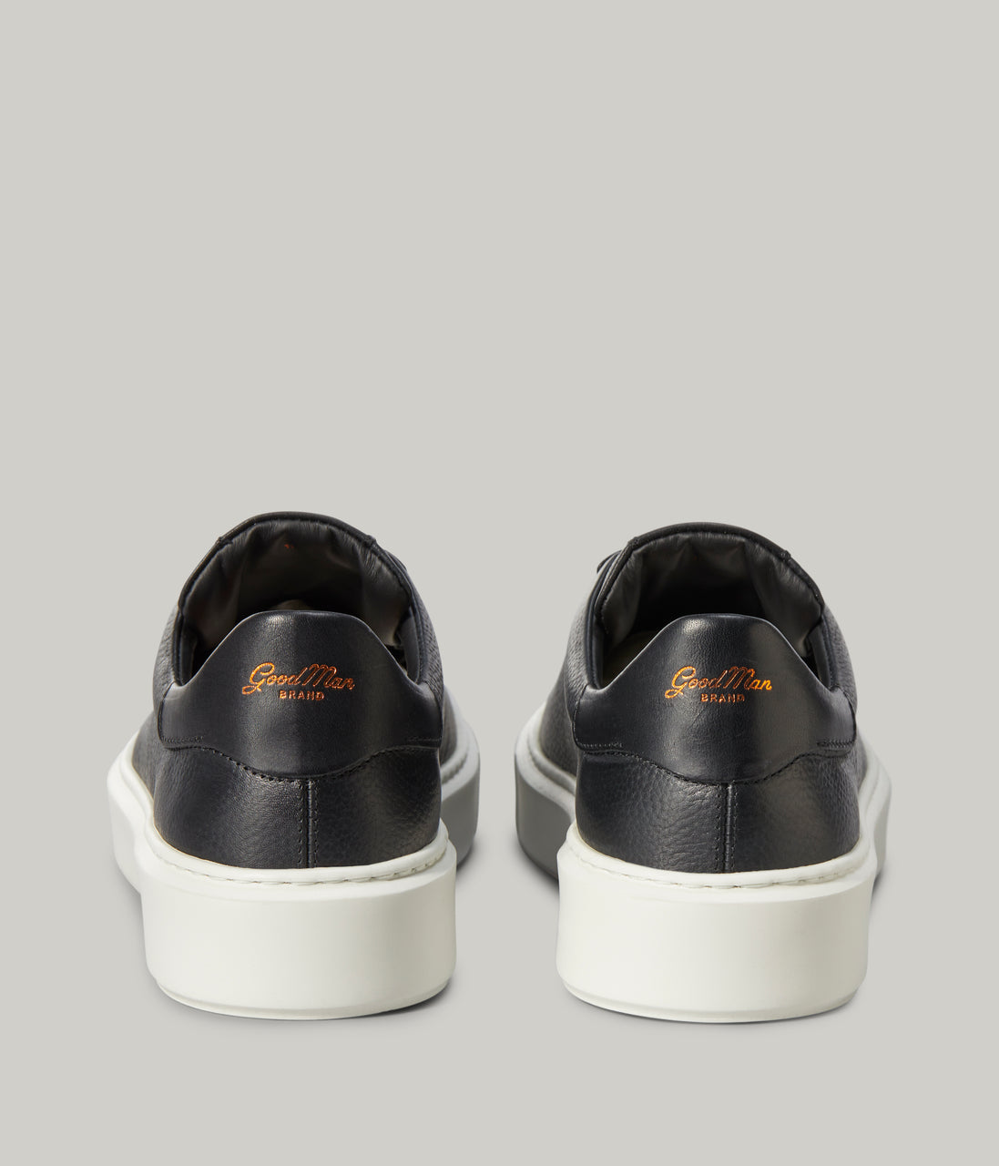 Legend London Sneaker - Black Pebble - Good Man Brand - Legend London Sneaker - Black Pebble