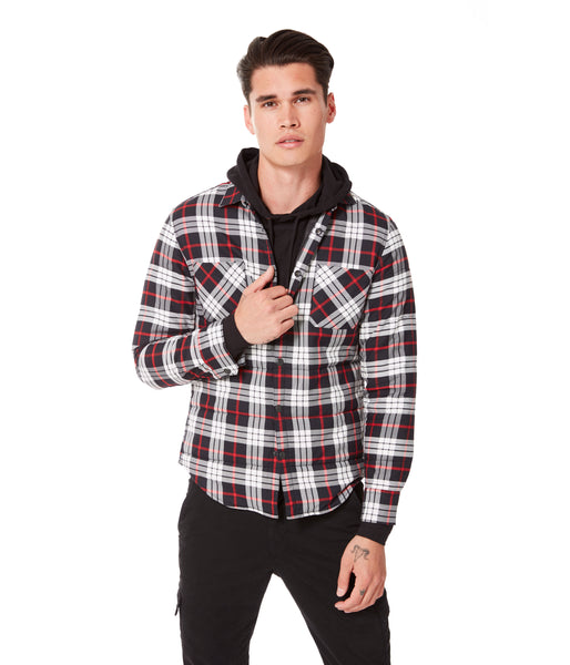 Yellow Highland On-Point Plaid Shirt - Good Man Brand -