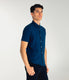 Slub Jersey Soft Shirt - Sea