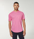 Victory V-Notch in Premium Cotton Jersey  - Neon Pink