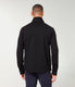 Tech Jersey Knit Stadium Shirt Jacket - Black