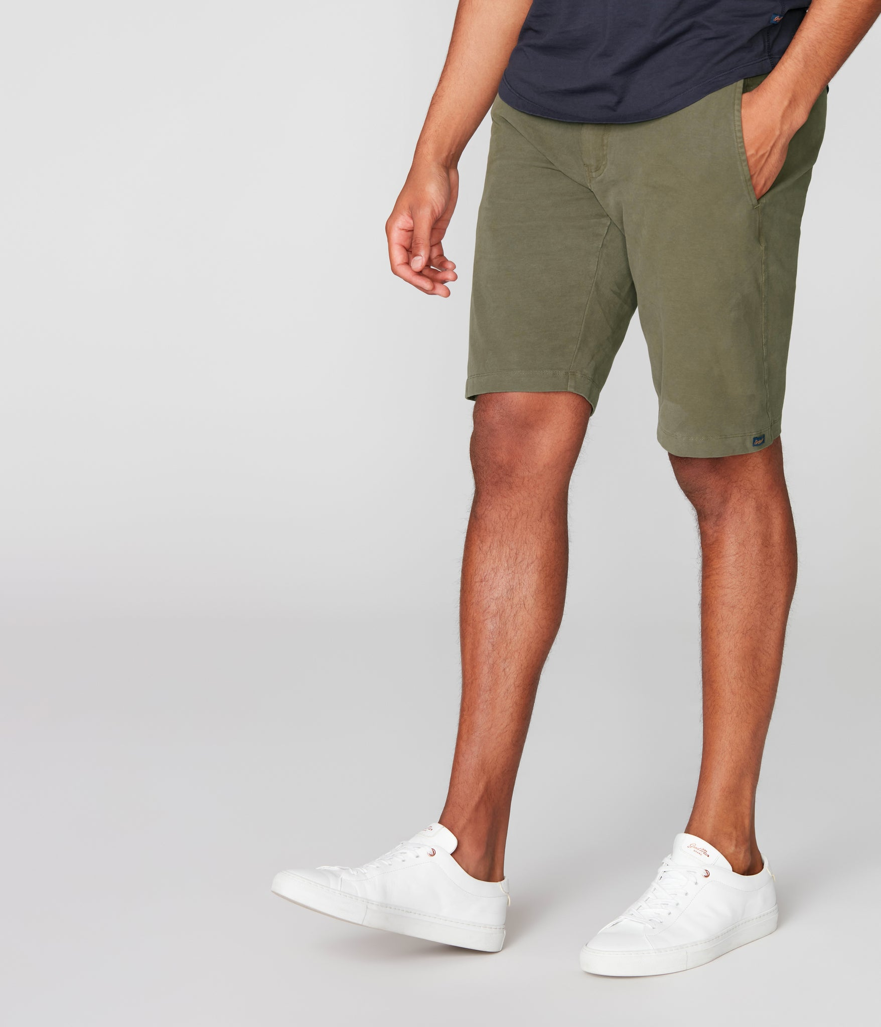 Tulum Trunk in Flex Pro Jersey - Military Green