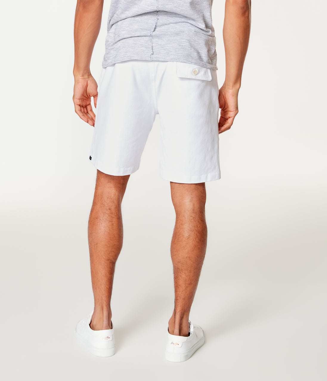 Flex Pro Jersey Tulum Trunk - White - Good Man Brand - Flex Pro Jersey Tulum Trunk - White