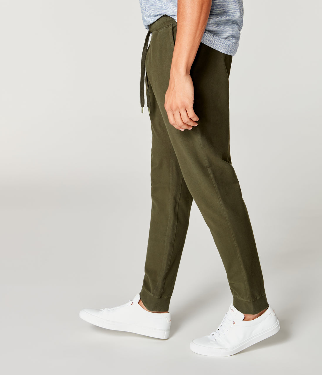 Flex Pro Jersey Jetset Jogger - Rifle Green - Good Man Brand - Flex Pro Jersey Jetset Jogger - Rifle Green