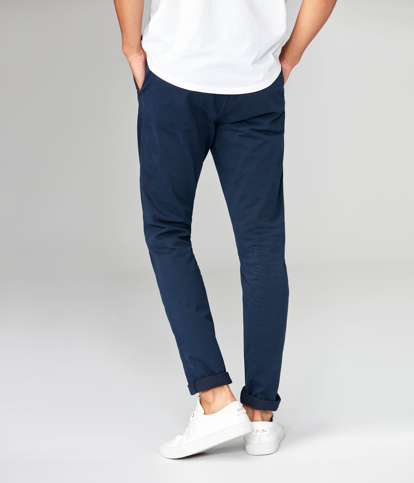 Pro Stretch Twill Star Chino - Indigo