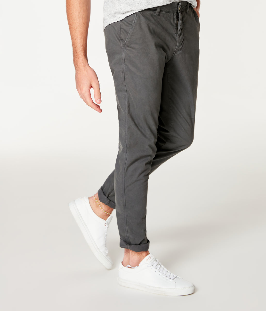 Pro Stretch Twill Star Chino - Magnet - Good Man Brand - Pro Stretch Twill Star Chino - Magnet