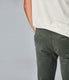 Pro Stretch Twill Star Chino - Military Green