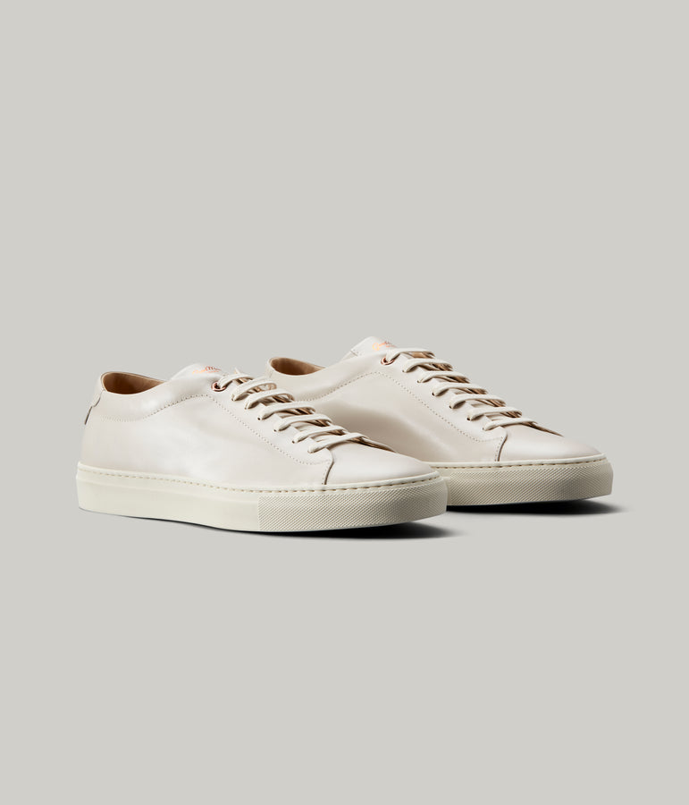 Edge Lo-Top Sneaker - Natural - Good Man Brand