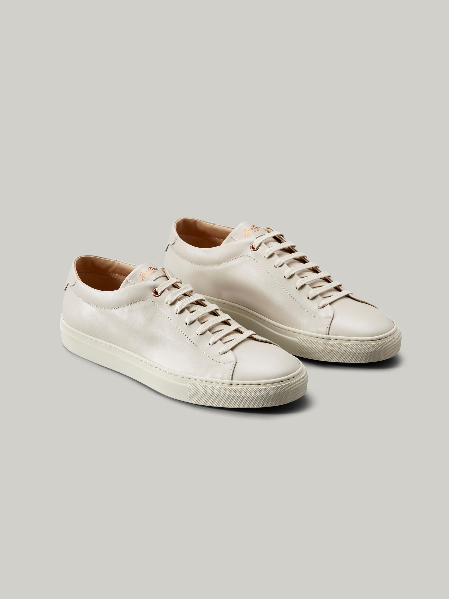 Edge Lo-Top Sneaker - Natural