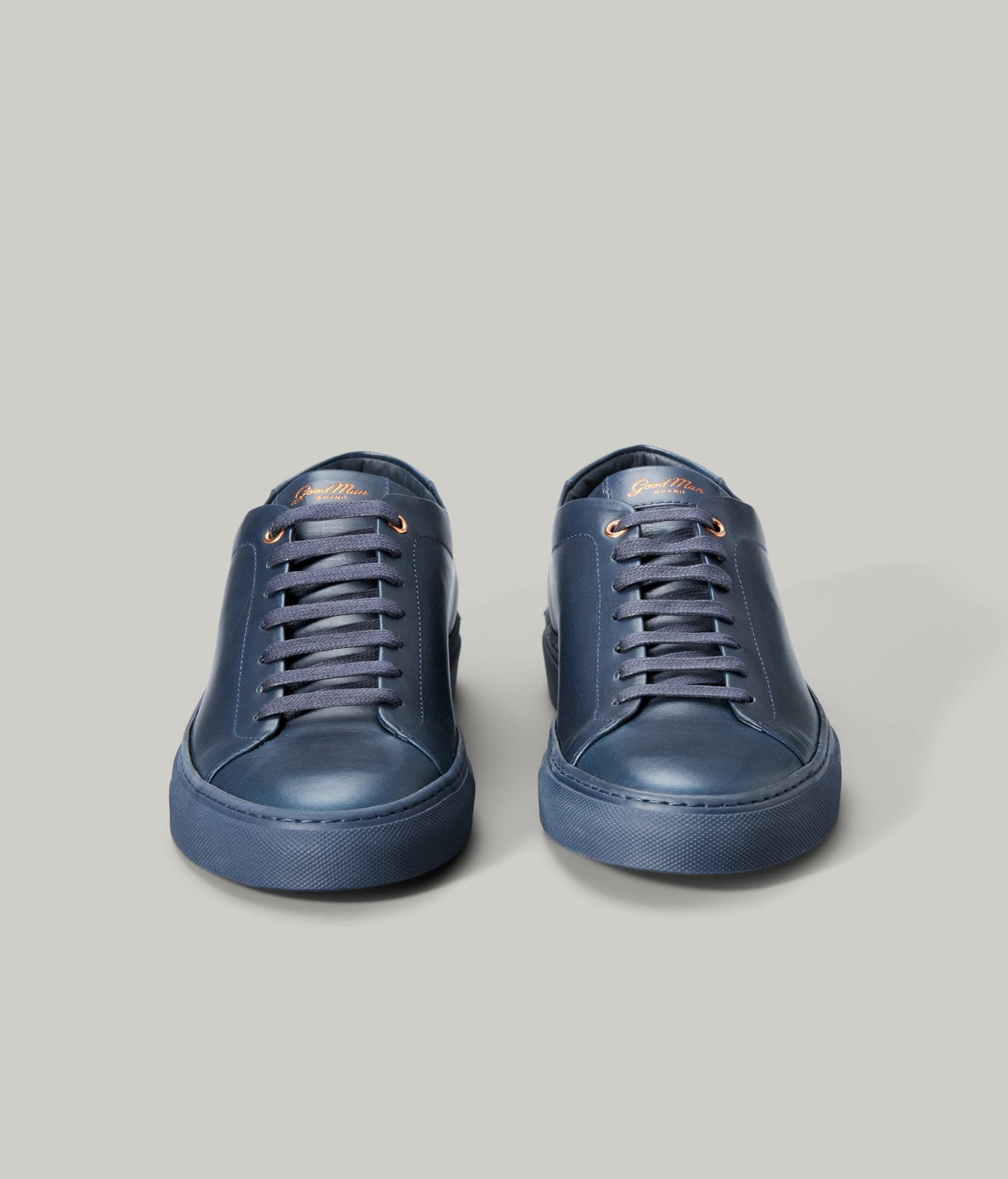 Edge Lo-Top Sneaker - Navy