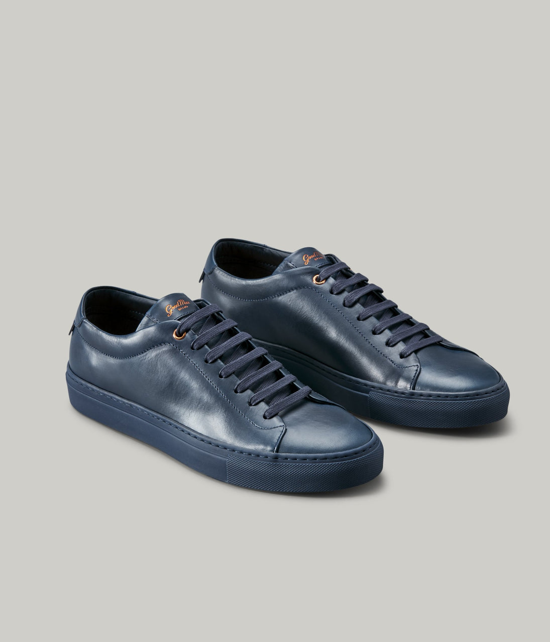Edge Lo-Top Sneaker - Navy - Good Man Brand - Edge Lo-Top Sneaker - Navy