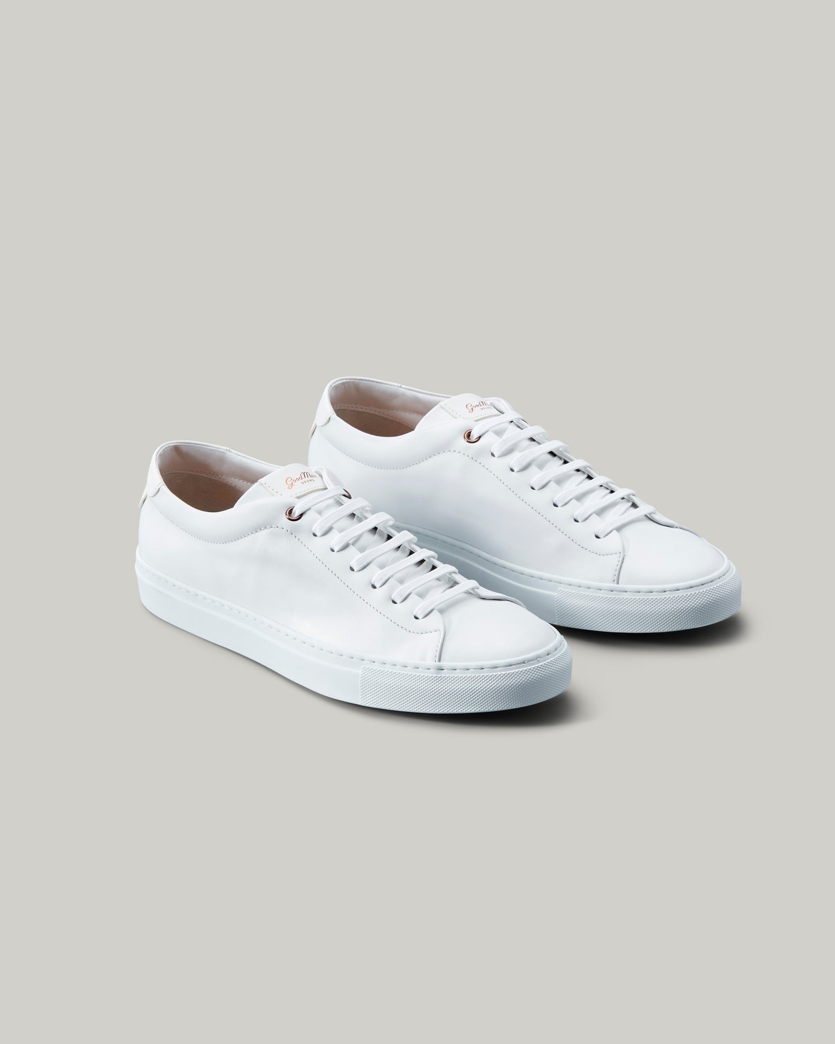 Edge Lo-Top Sneaker - White