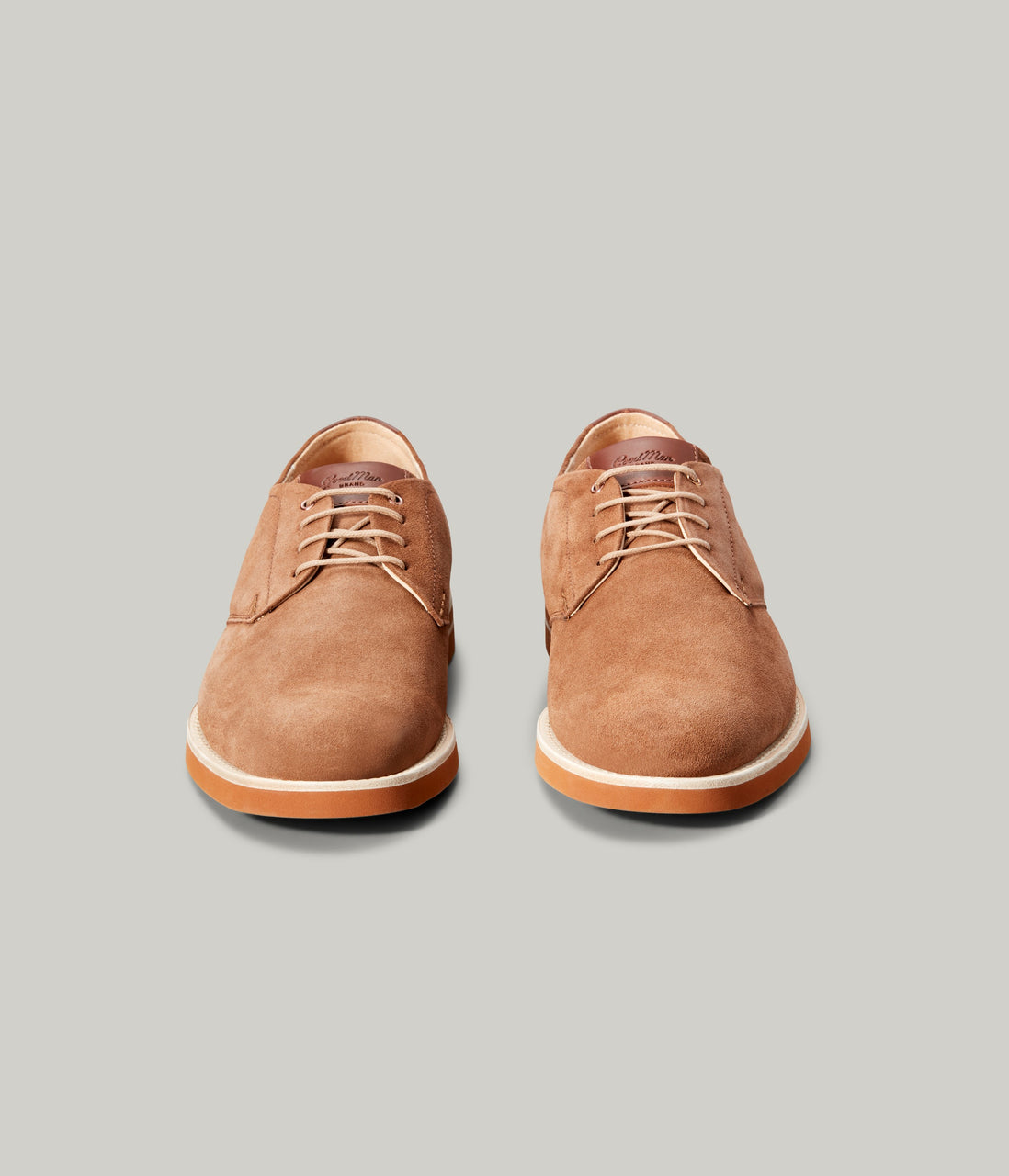 Modern Derby Shoe - Snuff - Good Man Brand - Modern Derby Shoe - Snuff