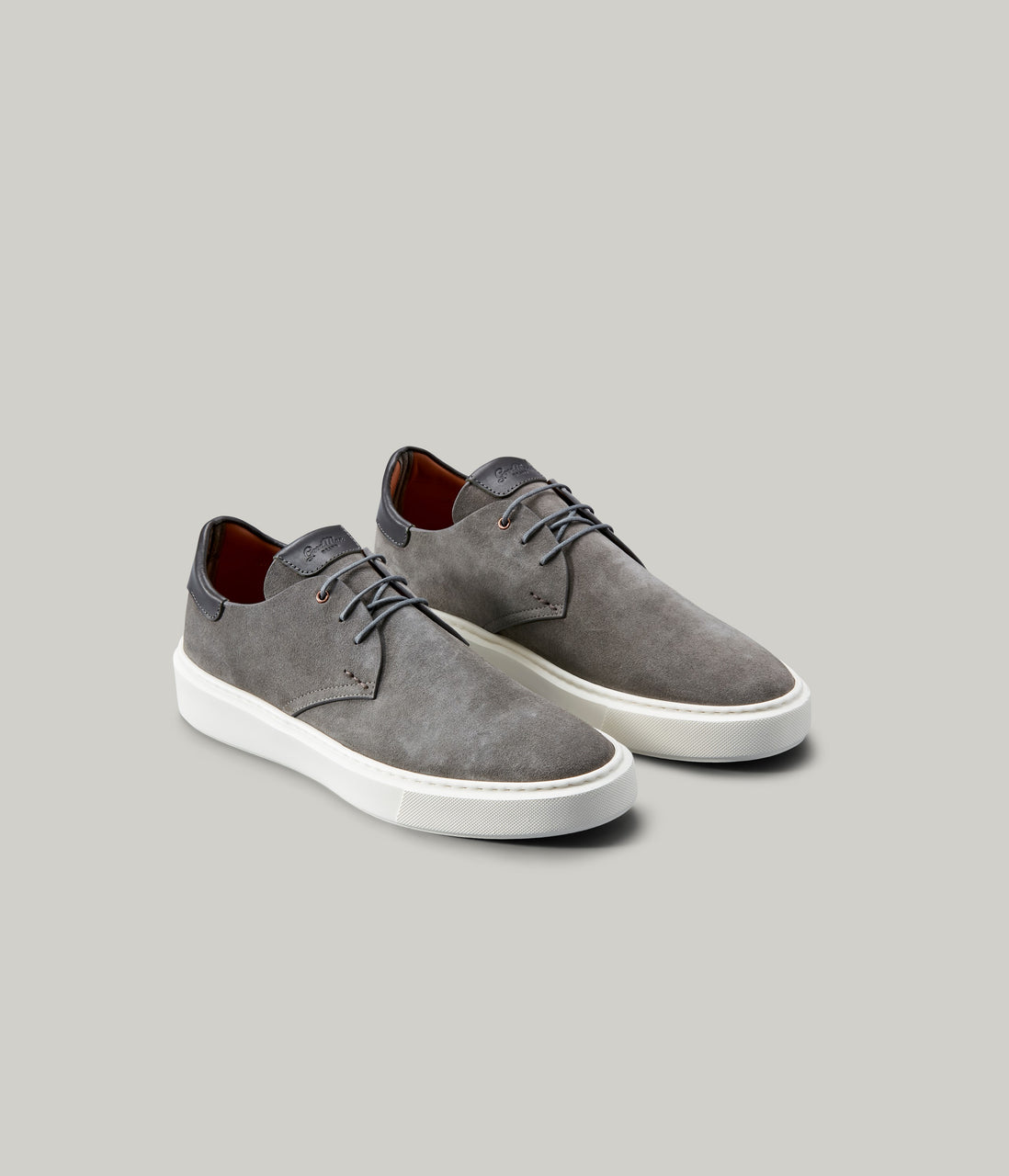 Modern Hybrid Derby Shoe - Grey - Good Man Brand - Modern Hybrid Derby Shoe - Grey