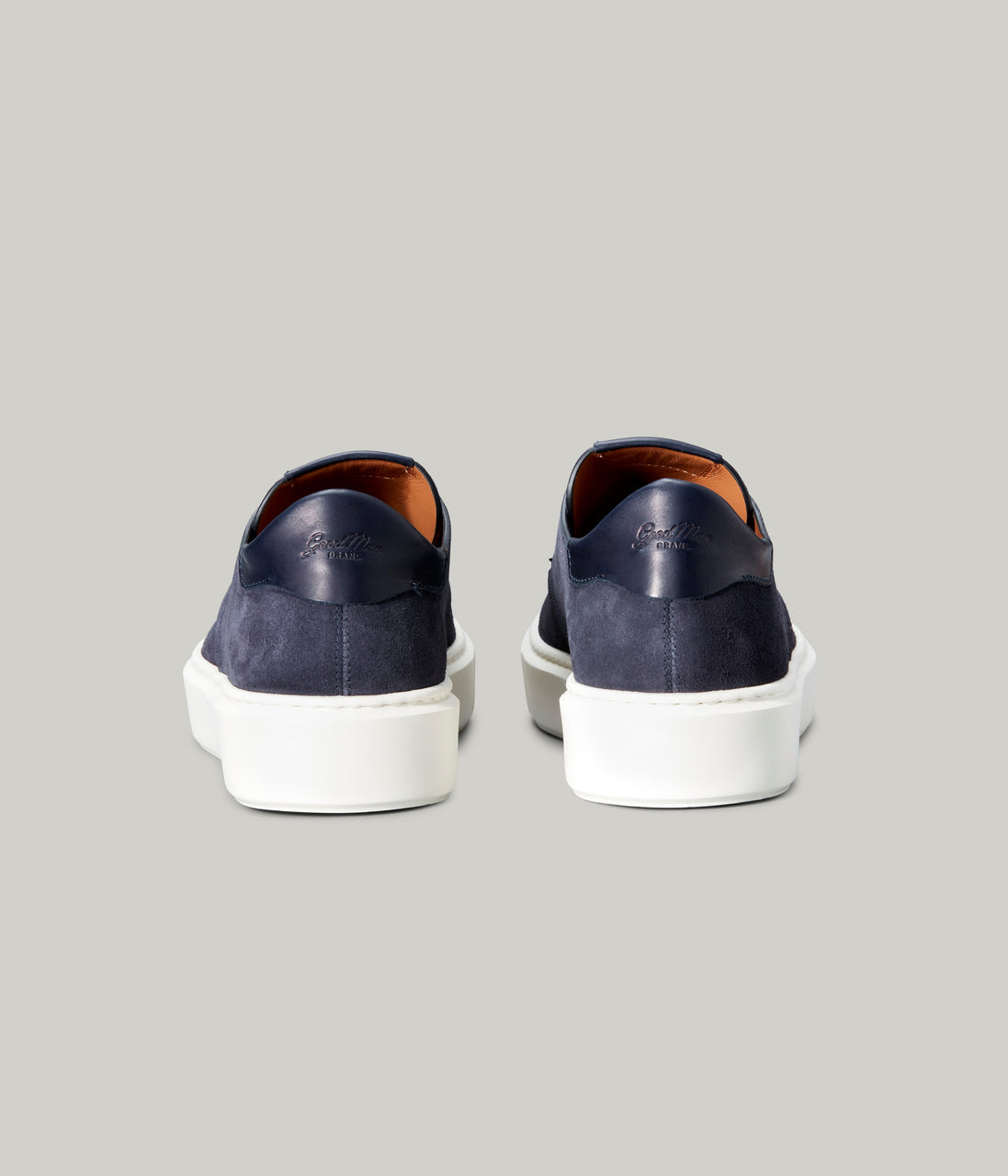 Modern Hybrid Derby Shoe - Navy - Good Man Brand - Modern Hybrid Derby Shoe - Navy