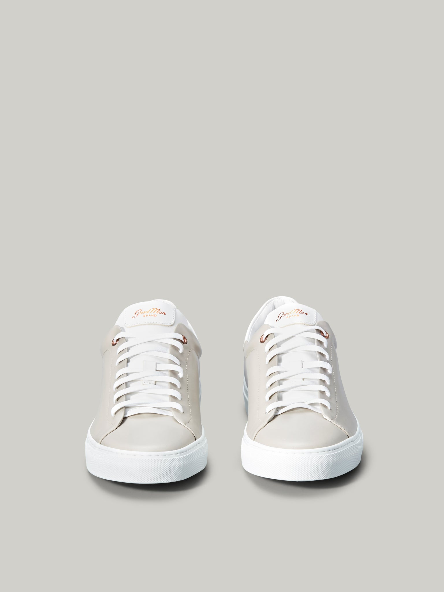 Legend Lo Top Sneaker - Silver / White