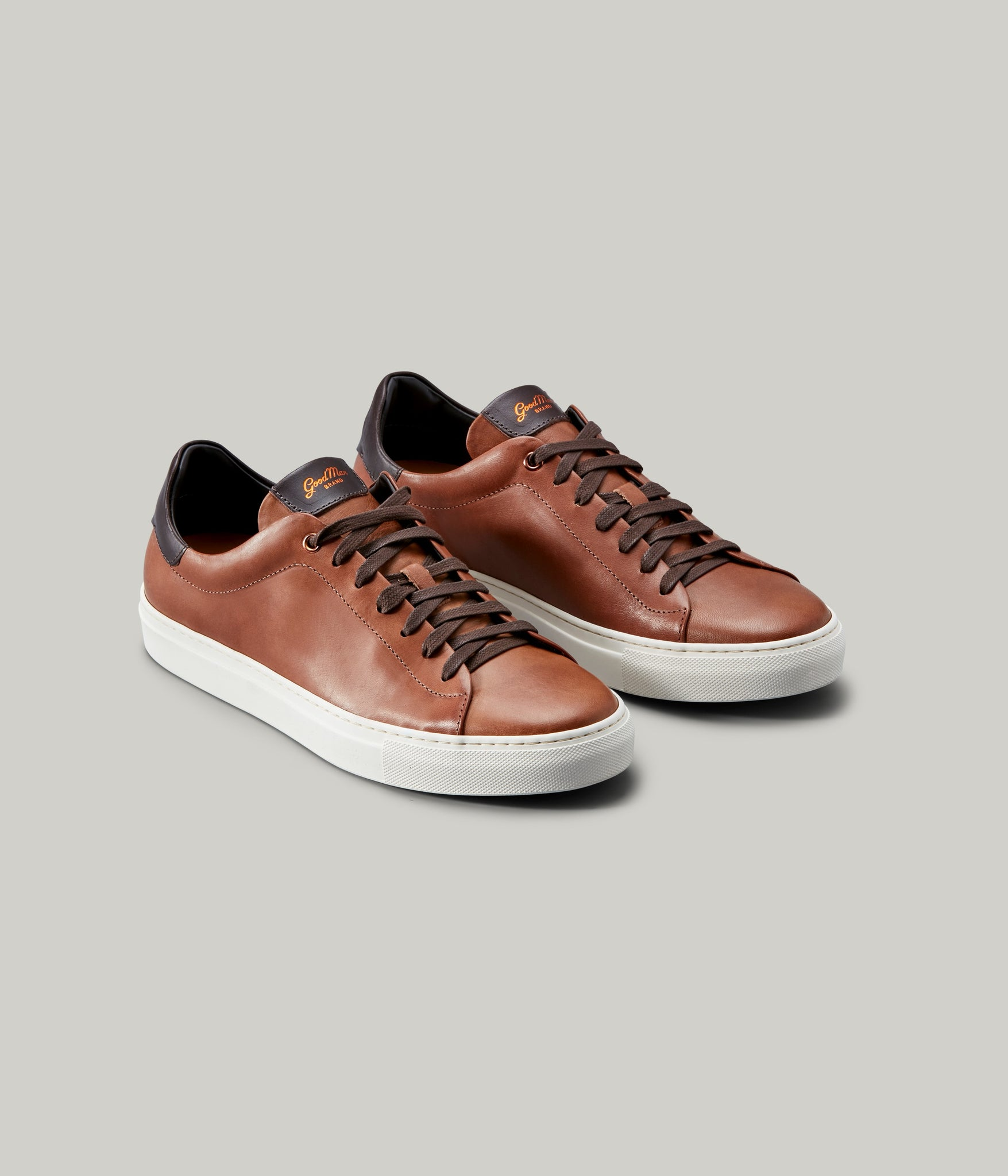 Legend Lo Top Sneaker - Dark Vachetta