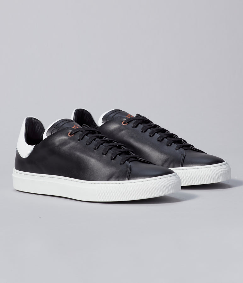Legend Z Sneaker - Black / White - Good Man Brand